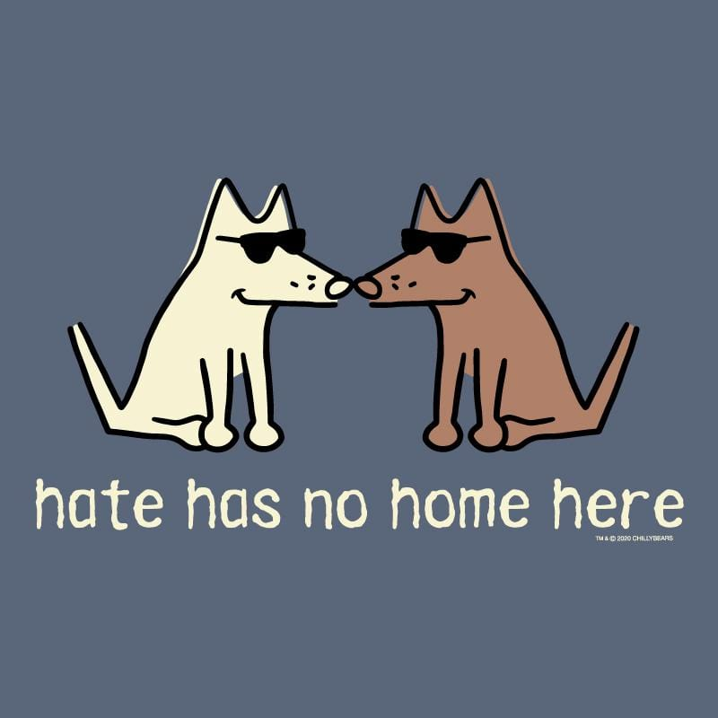 Hate Has No Home Here - Classic Tee