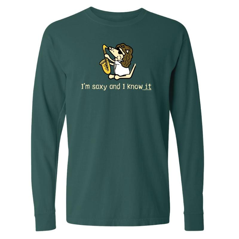 I'm Saxy And I Know It - Classic Long-Sleeve T-Shirt