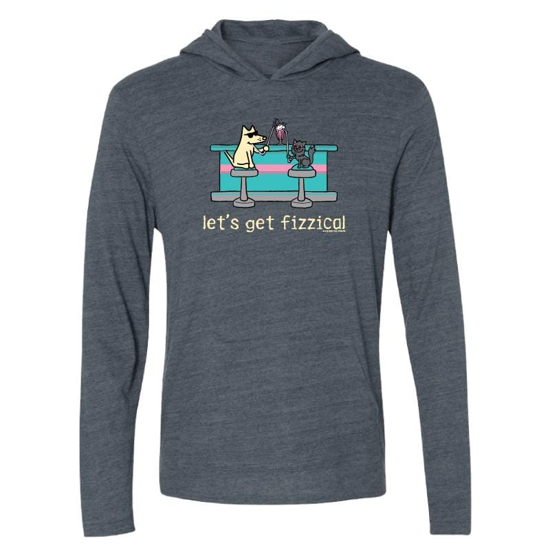 Let's Get Fizzical - Long-Sleeve Hoodie T-Shirt