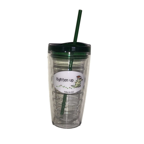 Lighten Up Insulated Tumblers - 14 oz.