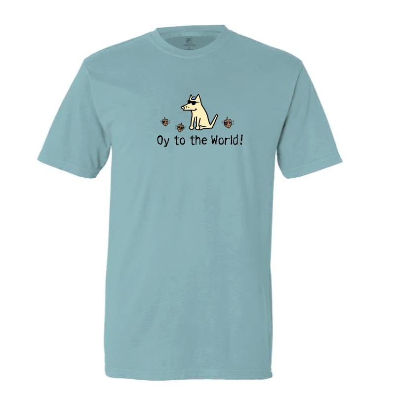Oy To The World! - Classic Tee