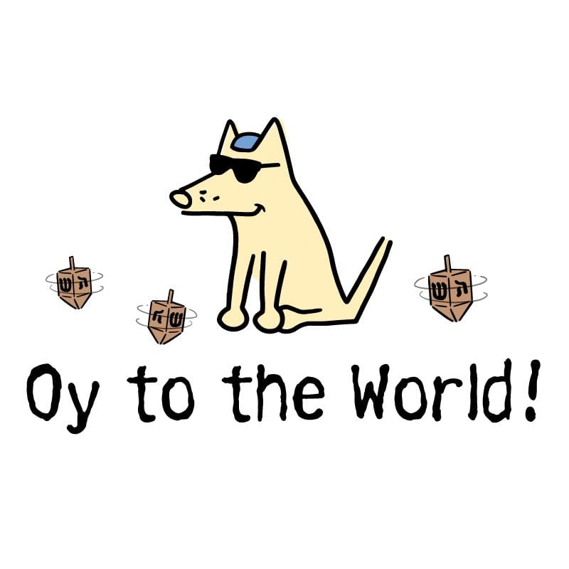 Oy To The World! - Coffee Mug