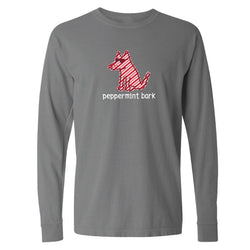 Peppermint Bark - Classic Long-Sleeve T-Shirt