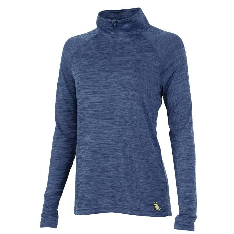 Ladies Performance 1/4 Zip Pullover