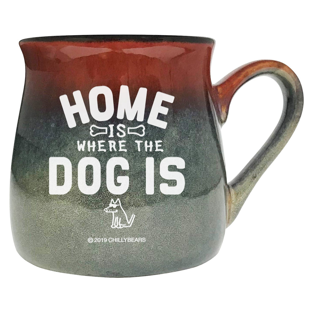 Home Is Where The Dog Is - Teddy's Seux Fall Mug