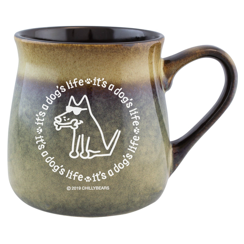 It's A Dog's Life - Teddy's Seux Fall Mug