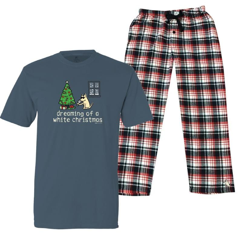 Dreaming Of A White Christmas - Pajama Set