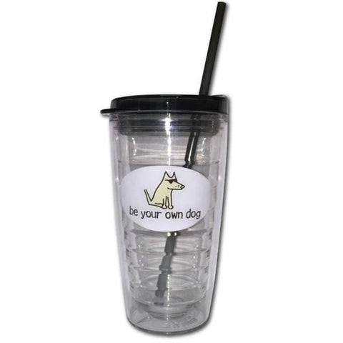 teddy the dog tumbler