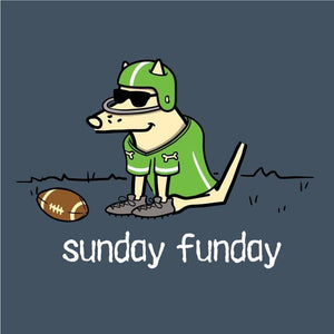 Sunday Funday Team Green - Classic Tee