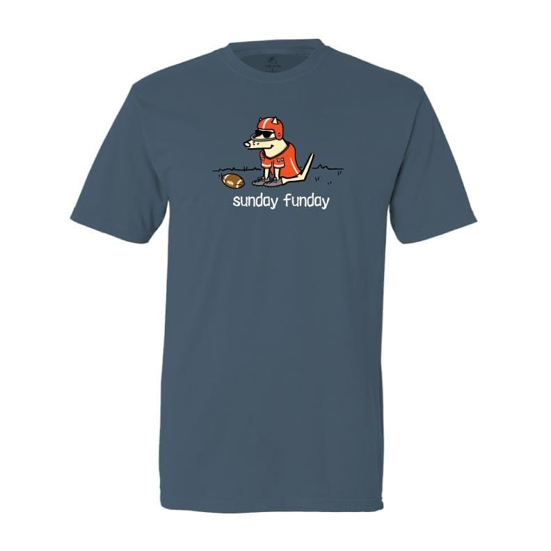 Sunday Funday Team Orange - Classic Tee