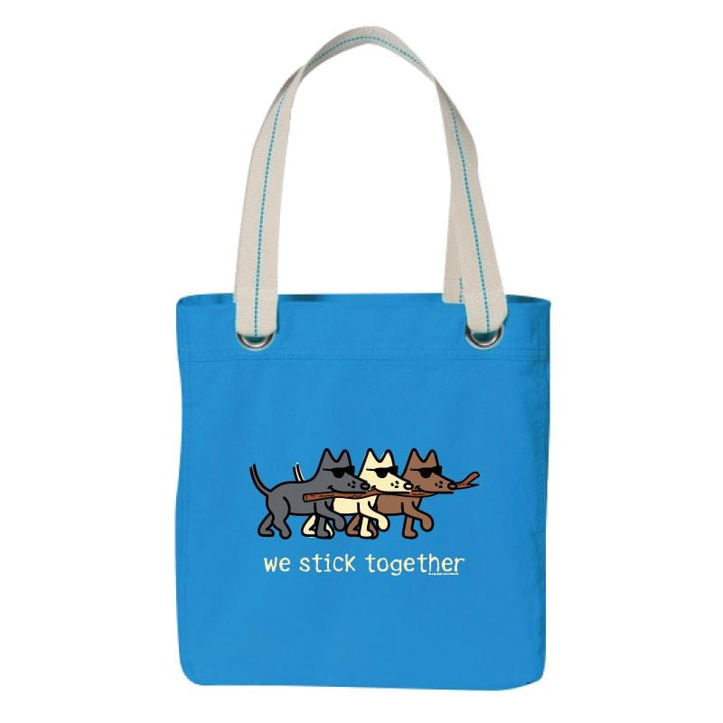 We Stick Together - Canvas Tote