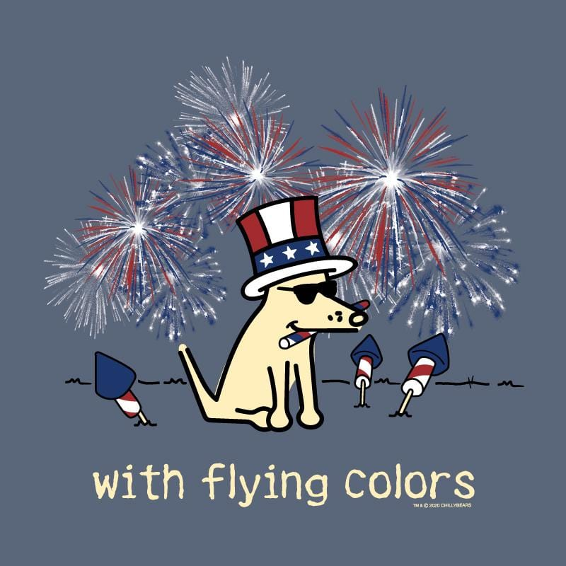 With Flying Colors - Classic Tee