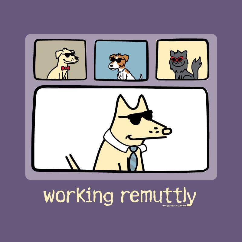 Working Remuttly - Classic Tee