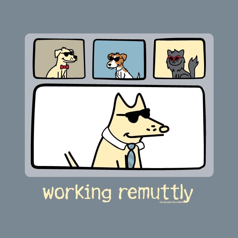 Working Remuttly  - Lightweight Tee