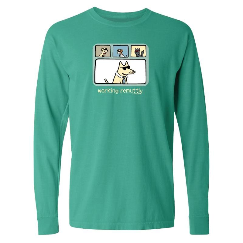 Working Remuttly - Classic Long-Sleeve T-Shirt