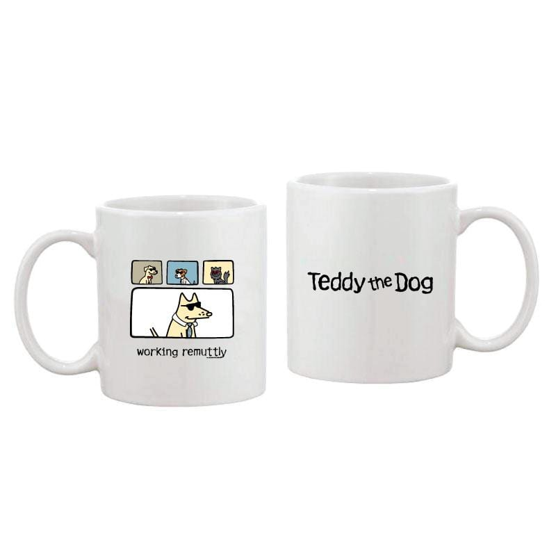 Working Remuttly - Coffee Mug