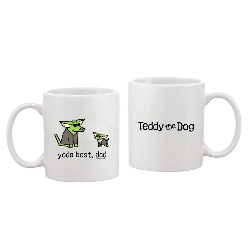 Yoda Best, Dad - Coffee Mug