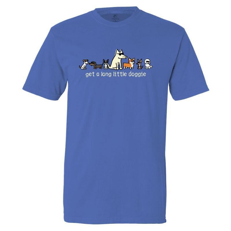 Get A Long Little Doggie Classic Tee - Teddy the Dog T-Shirts and Gifts