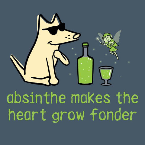 Absinthe Makes The Heart Grow Fonder - Classic Tee