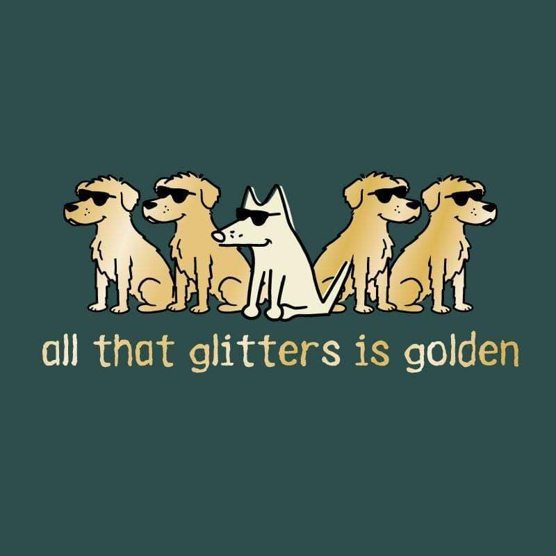 All That Glitters Is Golden - Long-Sleeve T-Shirt Classic