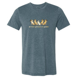 All That Glitters Is Golden - Lightweight Tee