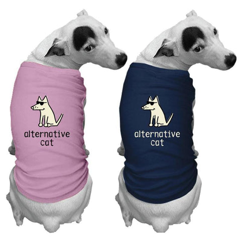 Alternative Cat - Doggie Tee - Teddy the Dog T-Shirts and Gifts