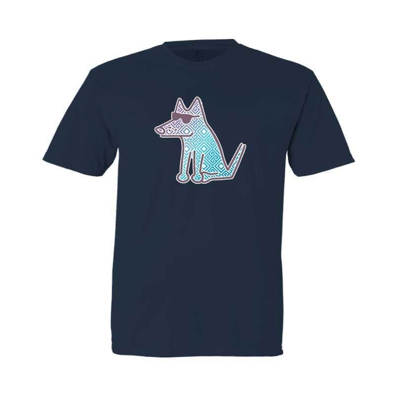 A-MAZE-ing Teddy - Youth Short Sleeve T-Shirt - Teddy the Dog T-Shirts and Gifts