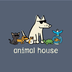 Animal House Classic Tee - Teddy the Dog T-Shirts and Gifts