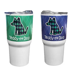 Arfgyle Teddy - Travel Mug