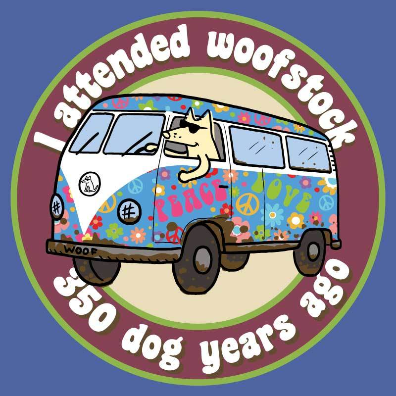 I Attended Woofstock - Classic Tee
