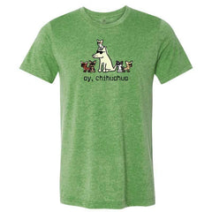 Ay, Chihuahua - Lightweight Tee - Teddy the Dog T-Shirts and Gifts