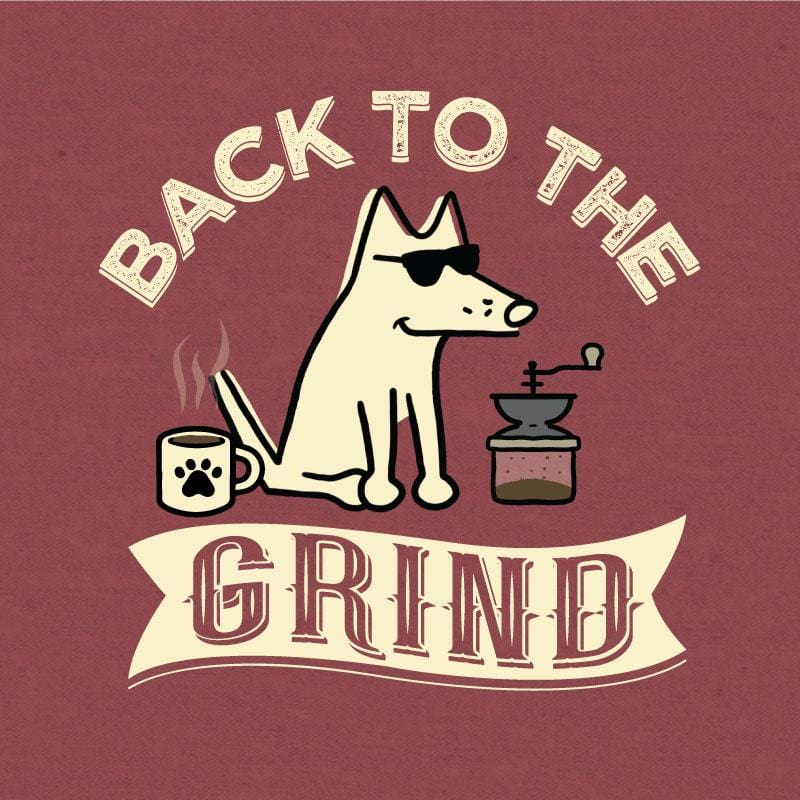 Back To The Grind - Lightweight Tee