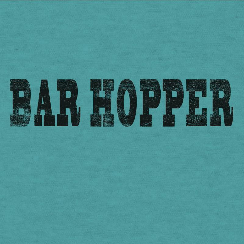 bar hopper lightweight t-shirt