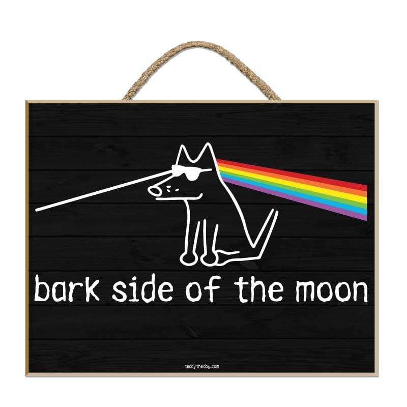 Bark Side Of The Moon - Plaque