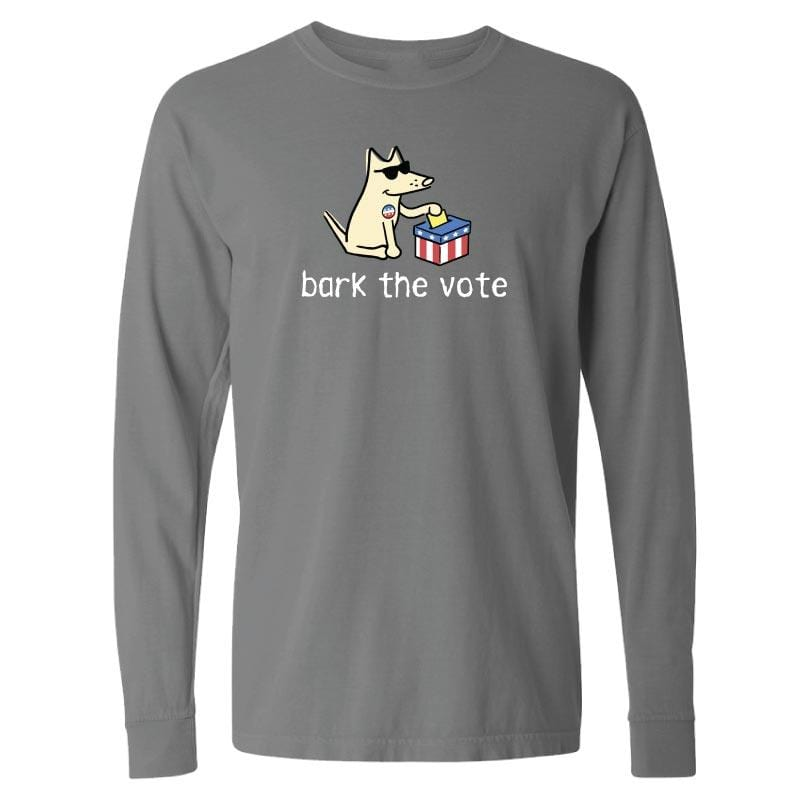 Bark The Vote - Classic Long-Sleeve T-Shirt