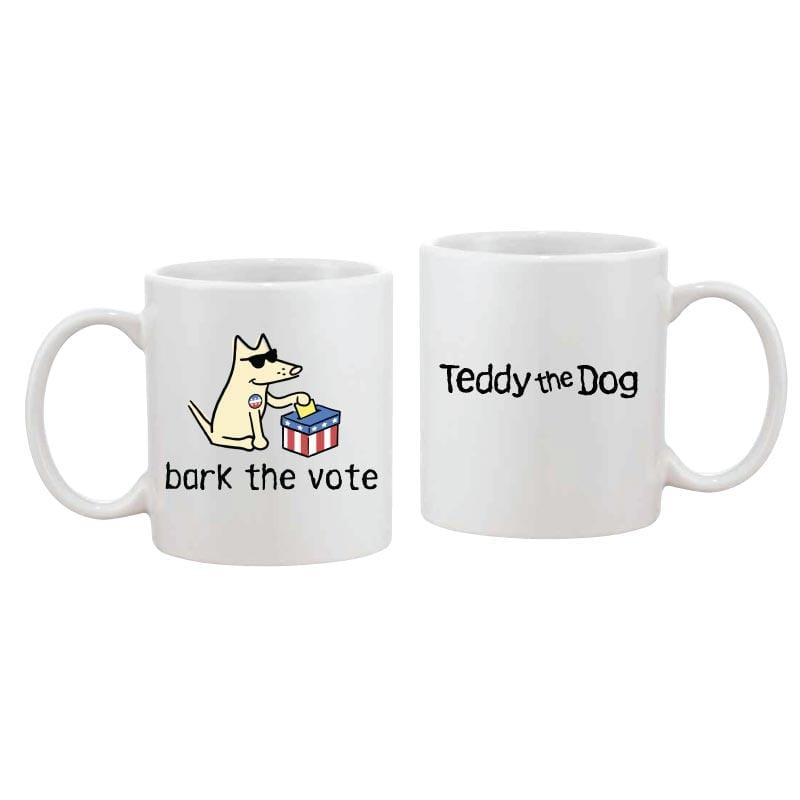 Bark The Vote - Coffee Mug