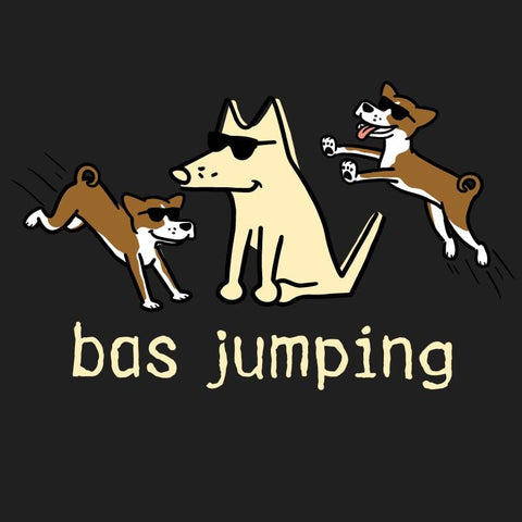 Bas Jumping - Classic Tee