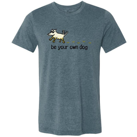 be your own dog lightweight t-shirt