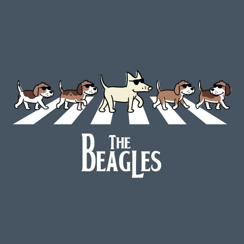 The Beagles - Long-Sleeve T-Shirt Classic