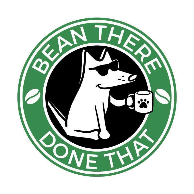 Bean There, Done That - Coffee Mug - Teddy the Dog T-Shirts and Gifts