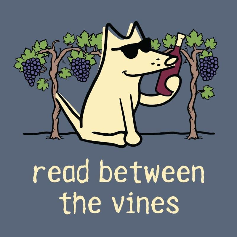 Read Between The Vines - Classic Tee