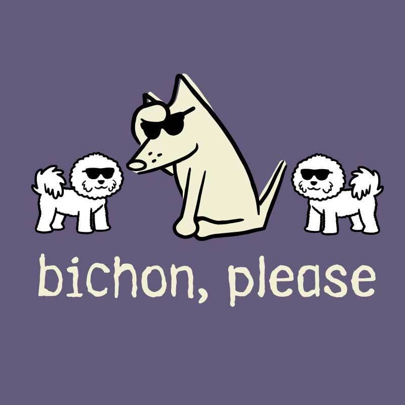 Bichon, Please - Classic Tee - Teddy the Dog T-Shirts and Gifts