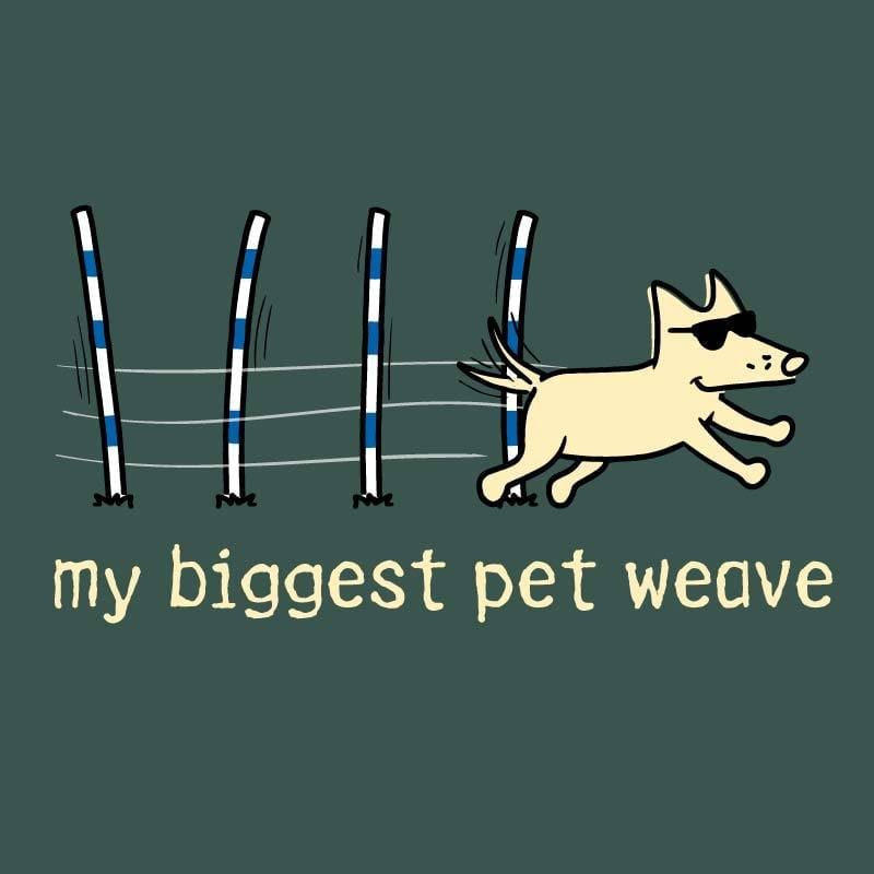 My Biggest Pet Weave - Classic Tee