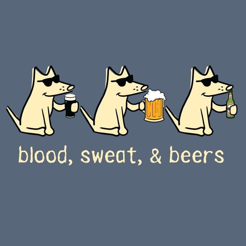 Blood, Sweat, & Beers - Classic Tee
