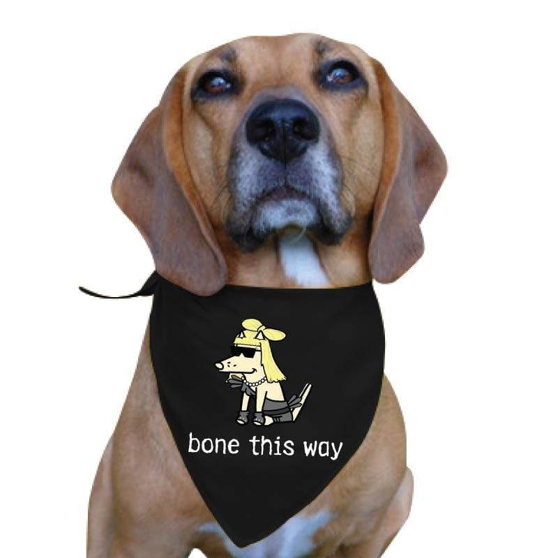 Bone This Way - Doggie Bandana