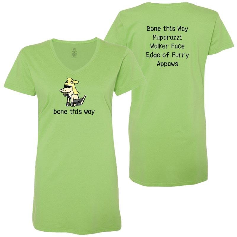 Bone This Way - Ladies Night T-Shirt
