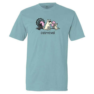 Cairnival - Classic Tee - Teddy the Dog T-Shirts and Gifts