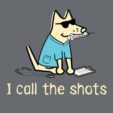 I Call The Shots - Sweatshirt Pullover Hoodie