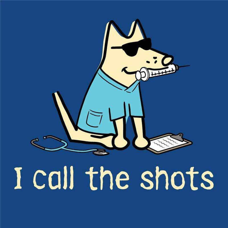 I Call The Shots - Ladies T-Shirt V-Neck