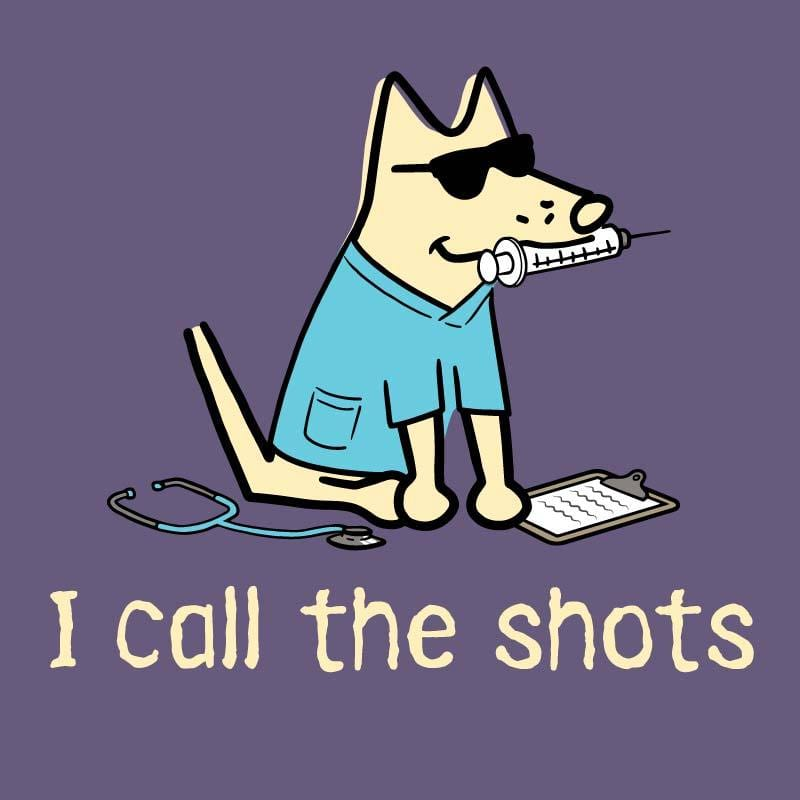 I Call The Shots - Classic Tee